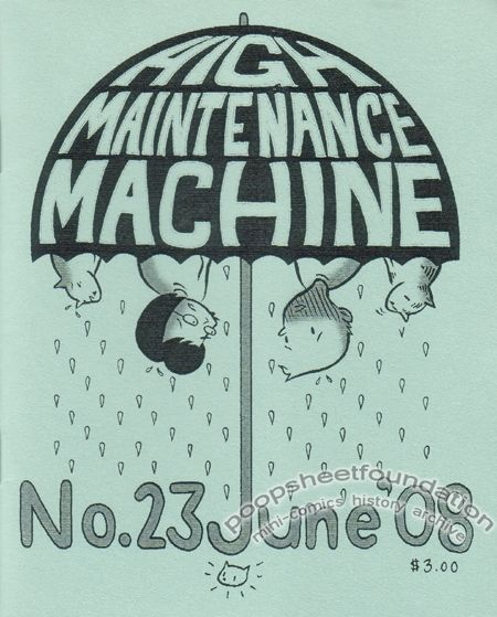 High Maintenance Machine #23