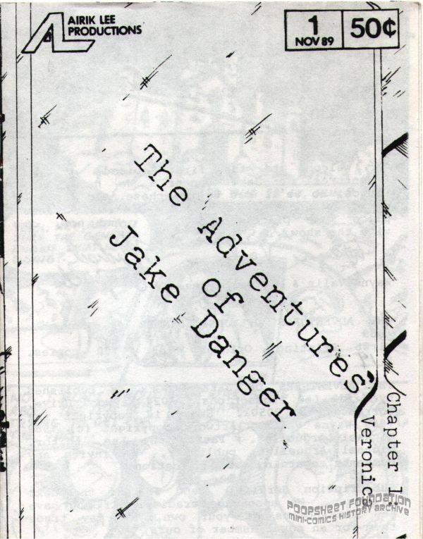 Adventures of Jake Danger #1