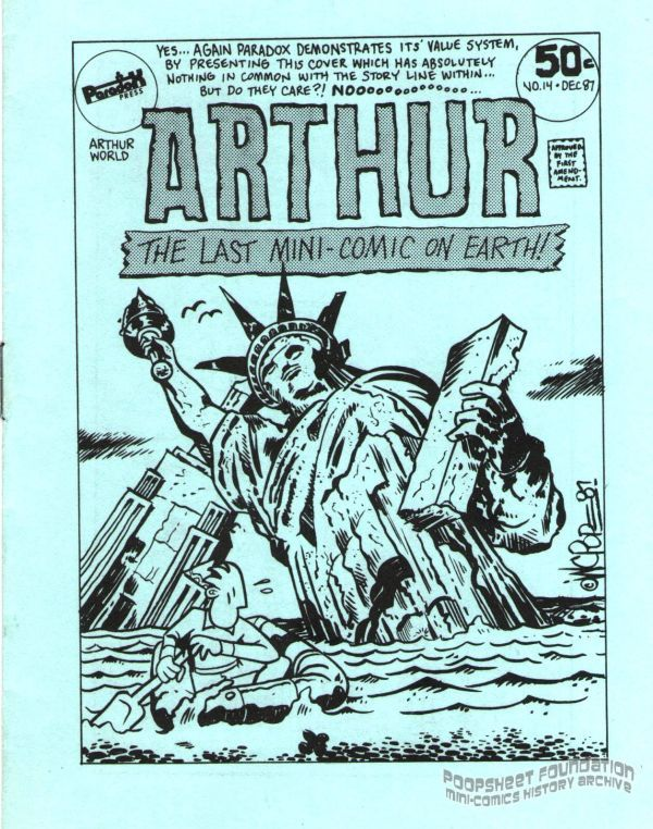 Arthur's World #14