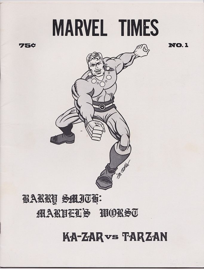 Marvel Times #1