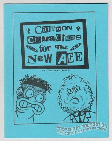 Cartoon Characters for the New Age