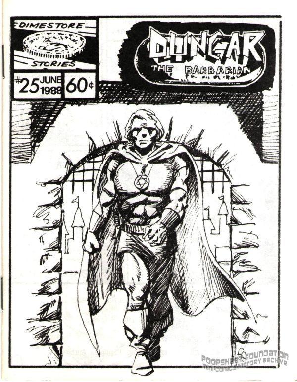 Dungar the Barbarian #25