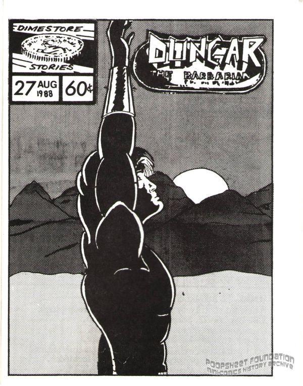 Dungar the Barbarian #27
