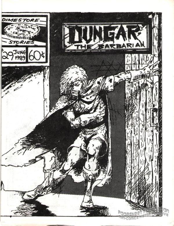 Dungar the Barbarian #29