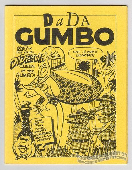 Dada Gumbo #8