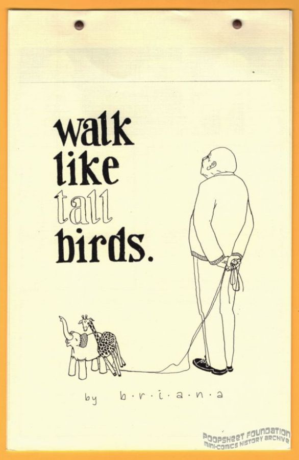 Walk Like Tall Birds