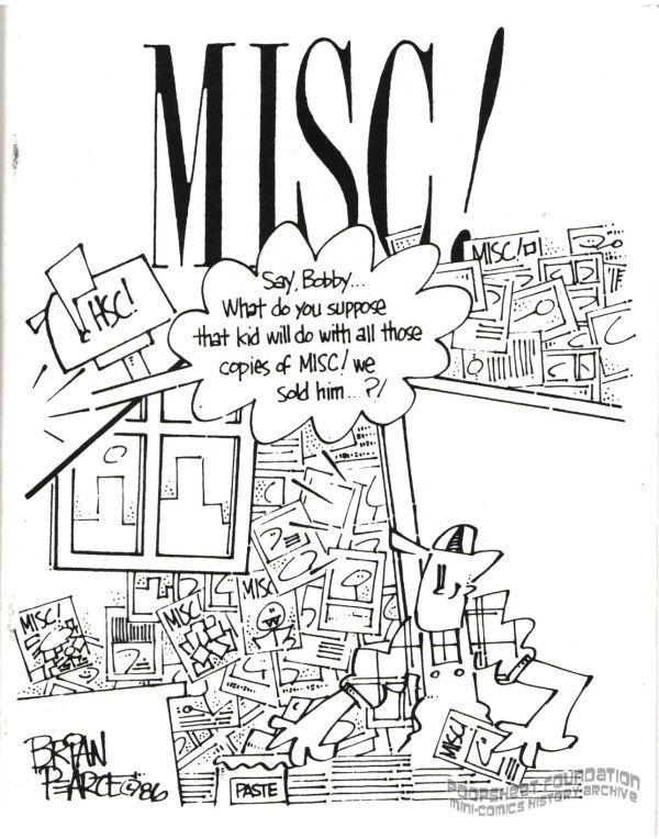 Misc! #22