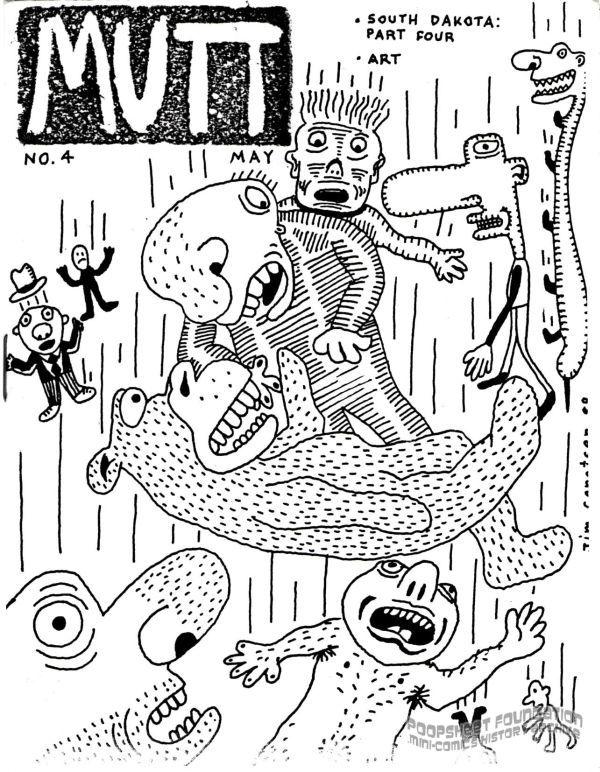 Mutt #4