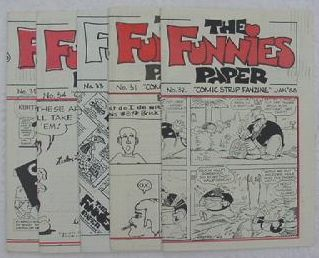 Funnies Paper, The #32