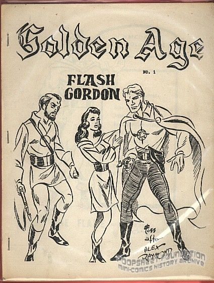 Golden Age, The #1