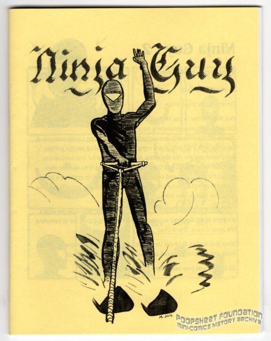 Ninja Guy #2