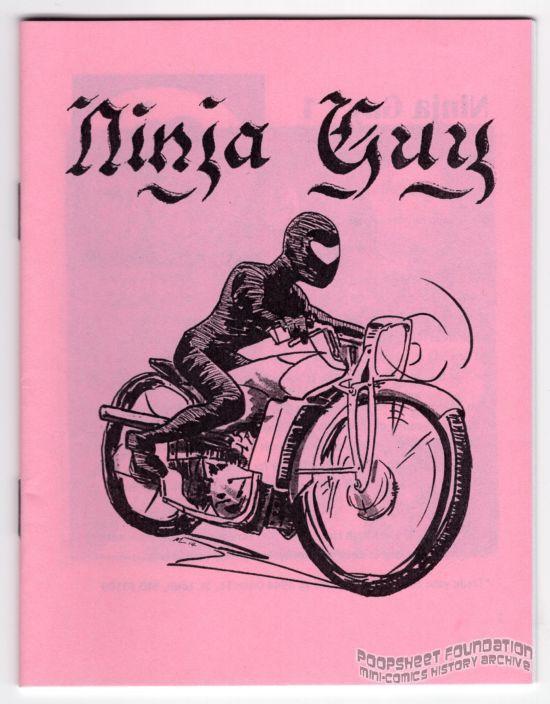 Ninja Guy #1