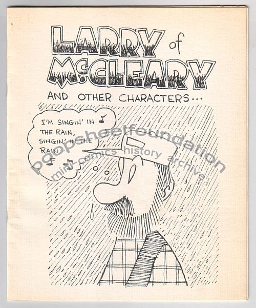 Larry of McCleary and Other Characters (1st)