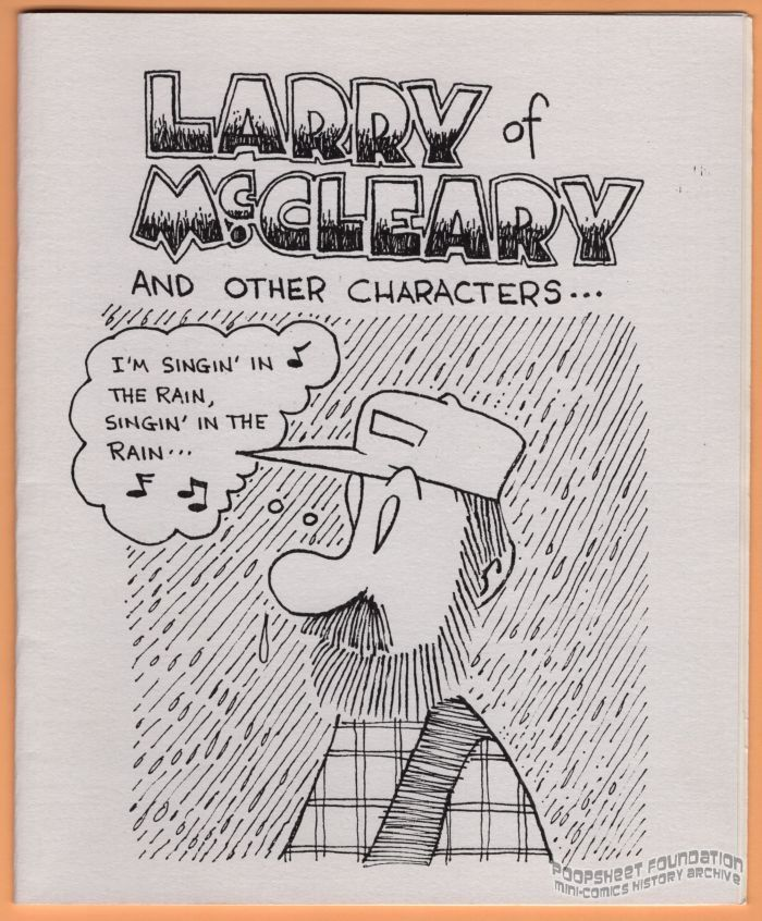 Larry of McCleary and Other Characters (2nd)