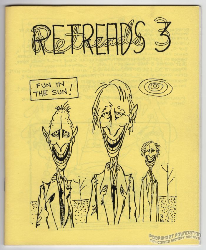 Retreads #03 (1st)