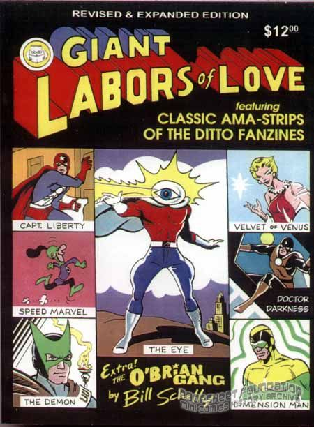 Giant Labors of Love (Revised & Expanded Edition)