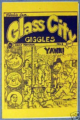 Glass City Giggles #1