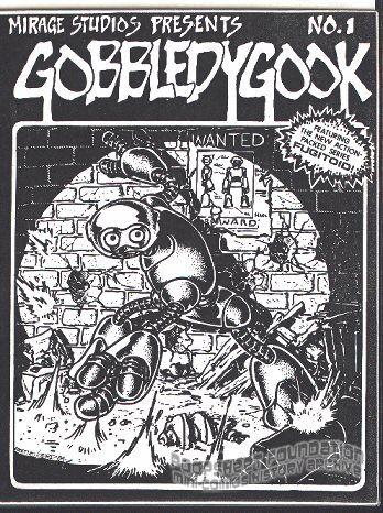 Gobbledygook #1