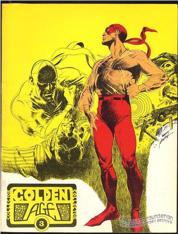 Golden Age Collector, The #3