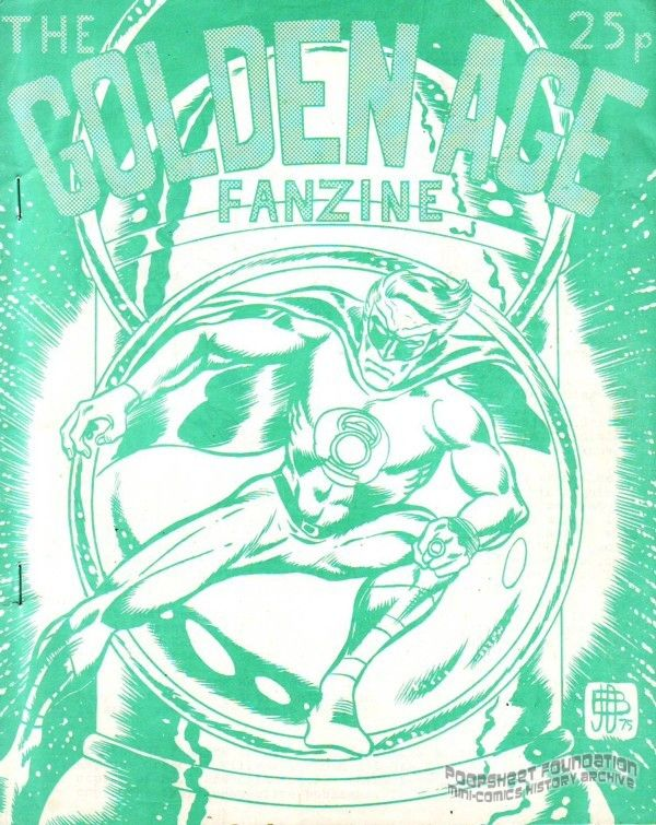 Golden Age Fanzine, The