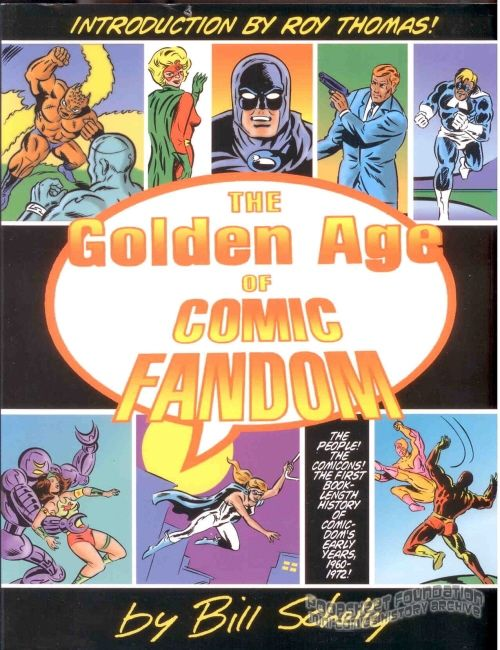 Golden Age of Comic Fandom, The (1st?)