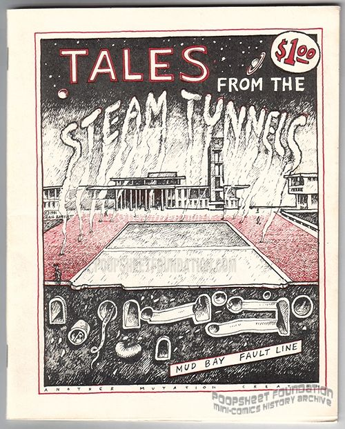 Tales from the Steam Tunnels