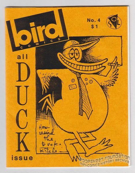 Bird Comics #4 (1st-2nd)