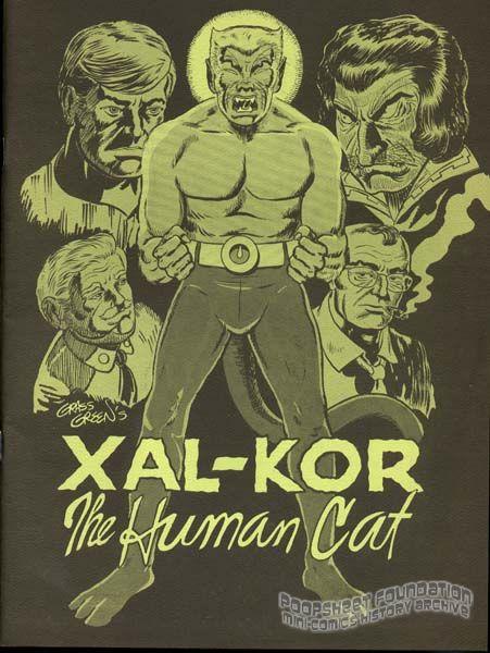 Xal-Kor the Human Cat