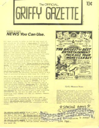 Griffy Gazette