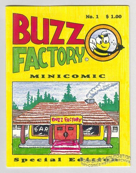 Buzz Factory Minicomic #1