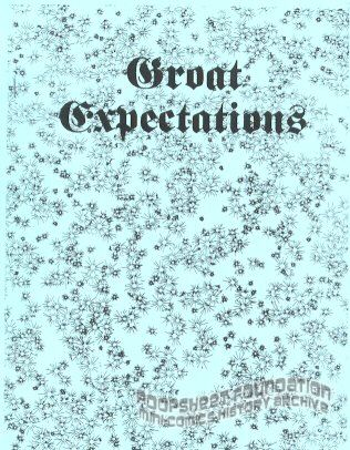 Groat Expectations