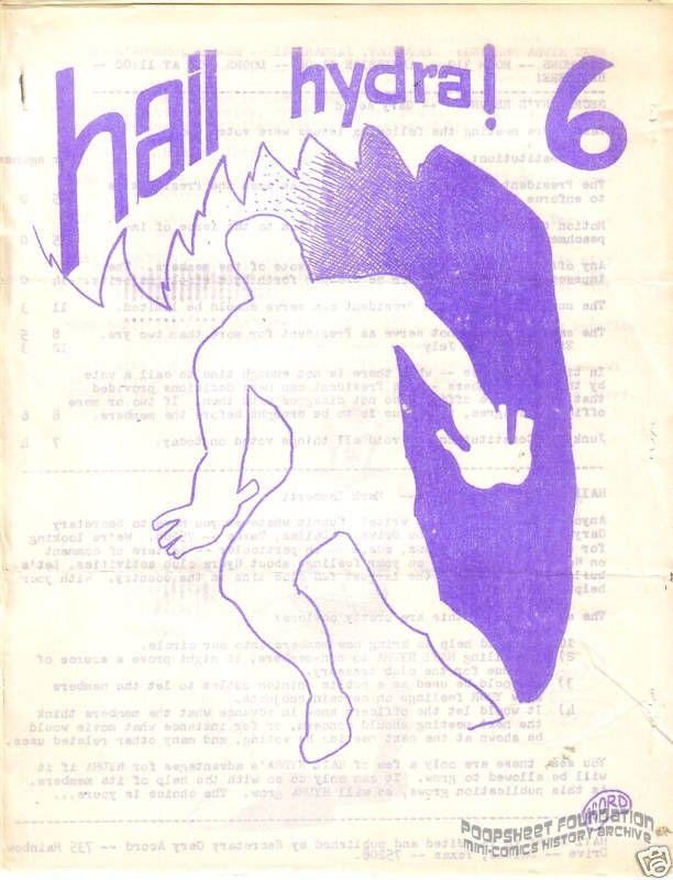 Hail Hydra #6