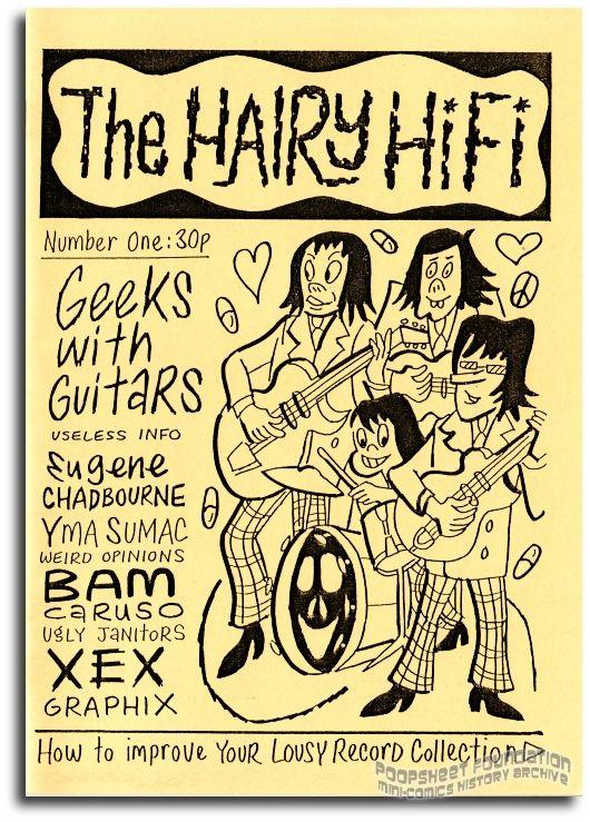 Hairy Hi-Fi, The #1