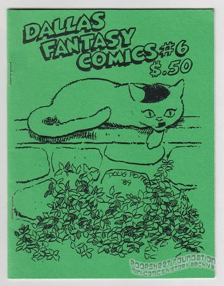 Dallas Fantasy Comics #6