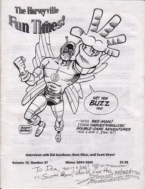 Harveyville Fun Times, The Vol. 15, #57