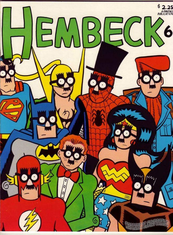 Hembeck #6