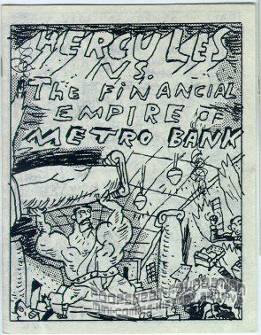Hercules vs. the Financial Empire of Metro Bank