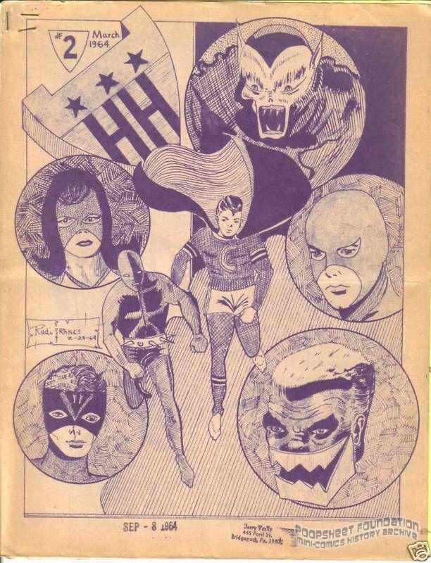 Heroes' Hangout #2
