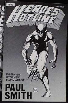 Heroes Hotline #1