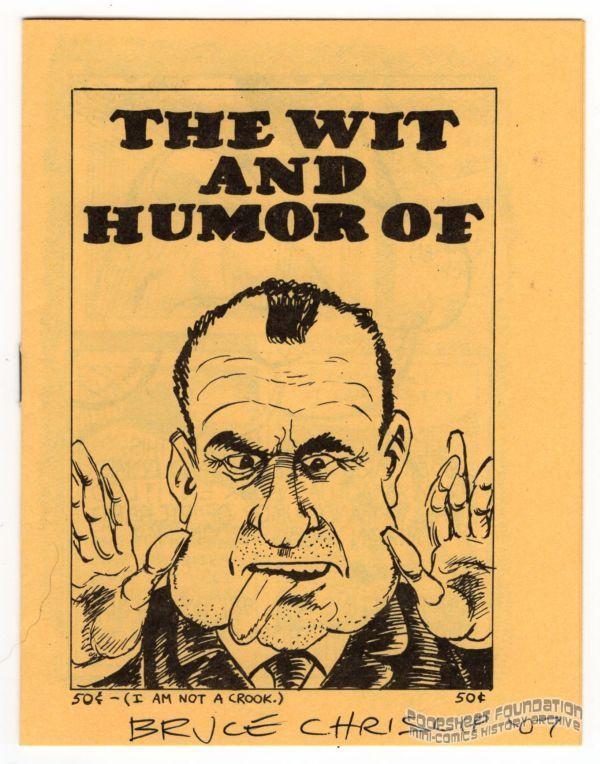 Wit and Humor of [Richard Nixon], The