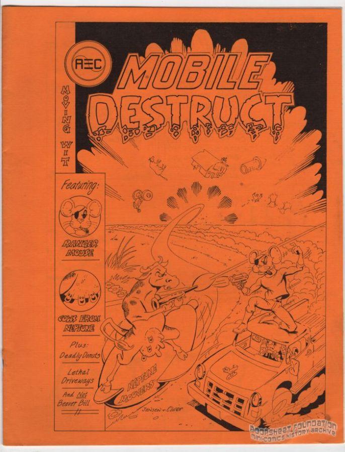 Mobile Destruct #1
