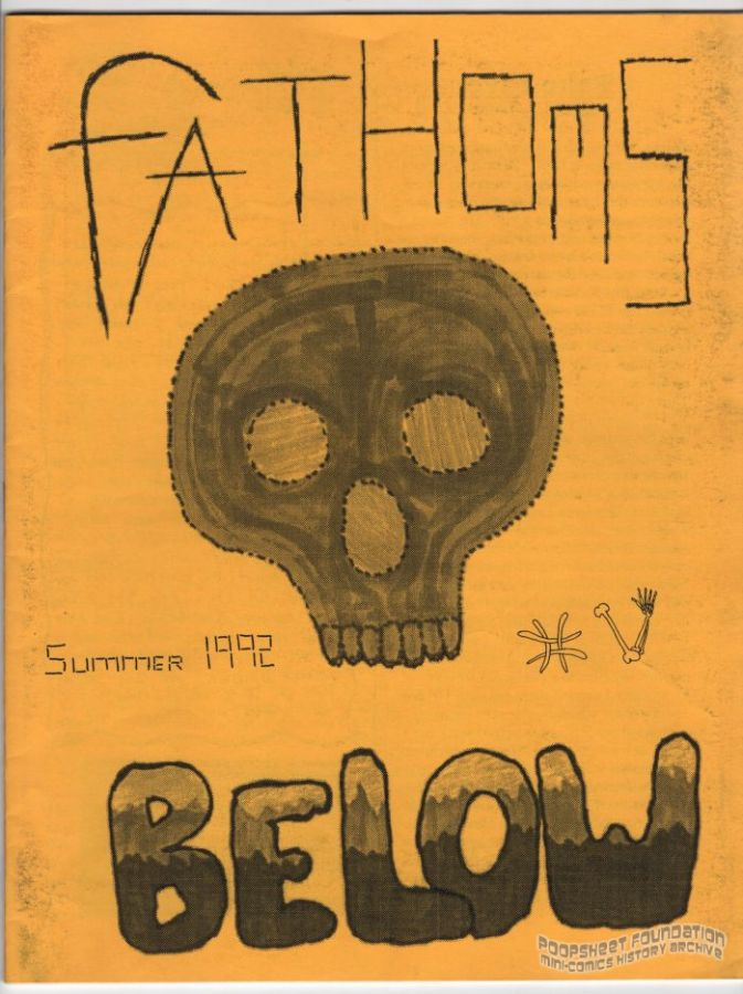 Fathoms Below #5