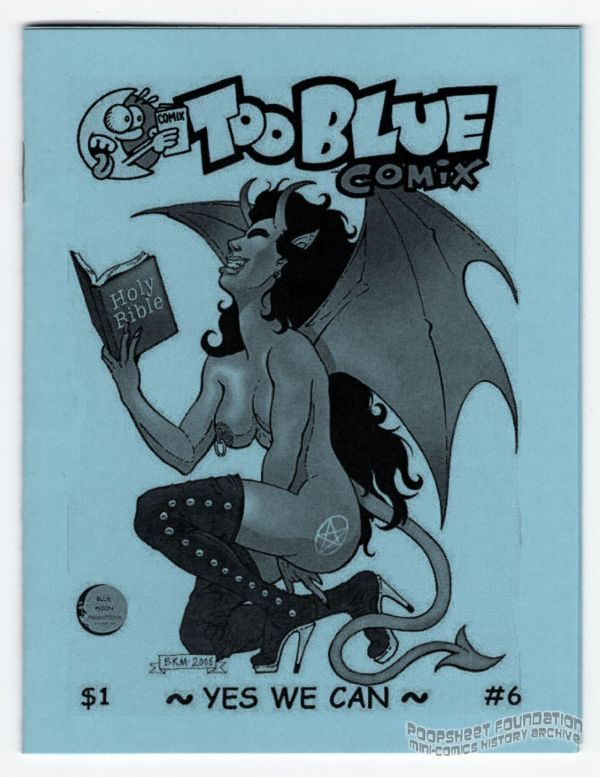 Too Blue Comix #06