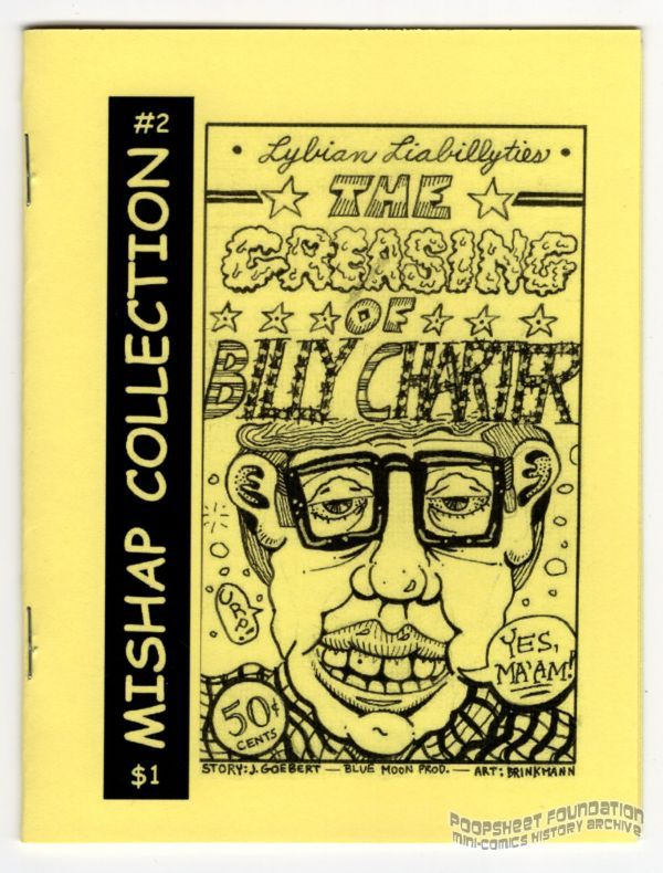 Mishap Collection #2: Greasing of Billy Charter