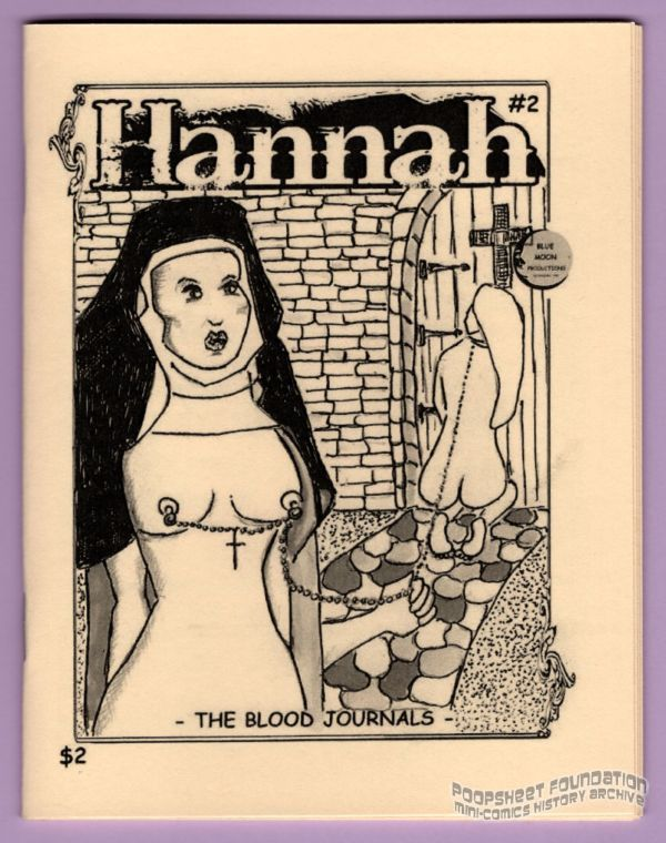 Hannah - The Blood Journals #2