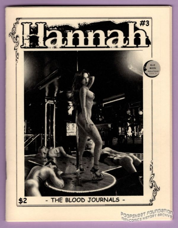 Hannah - The Blood Journals #3