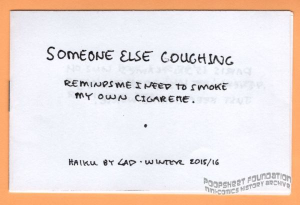 Someone Else Coughing