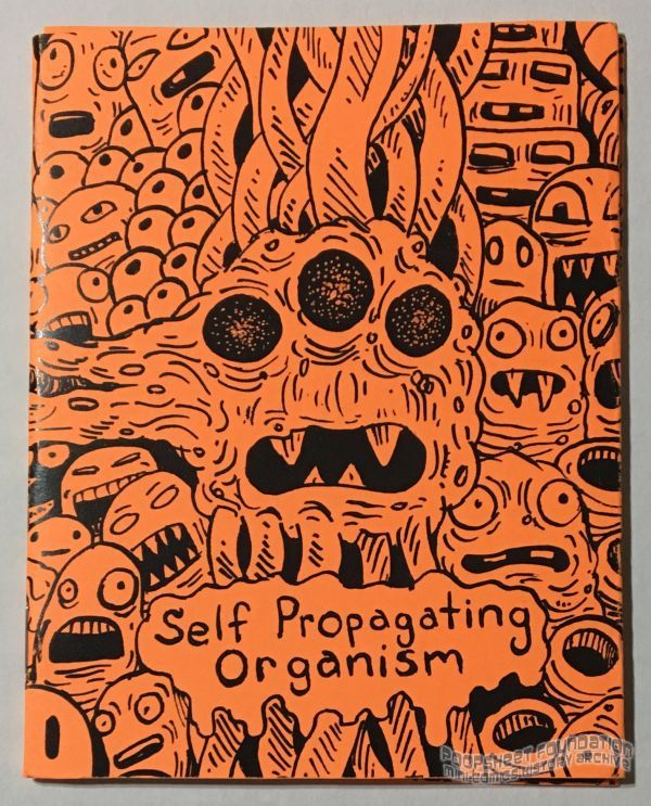 Self Propagating Organism