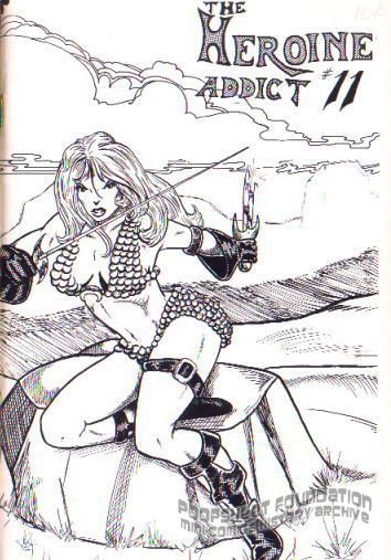 Heroine Addict, The #11