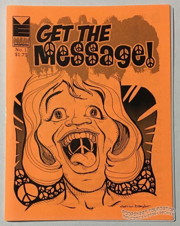 Get the Message! #1